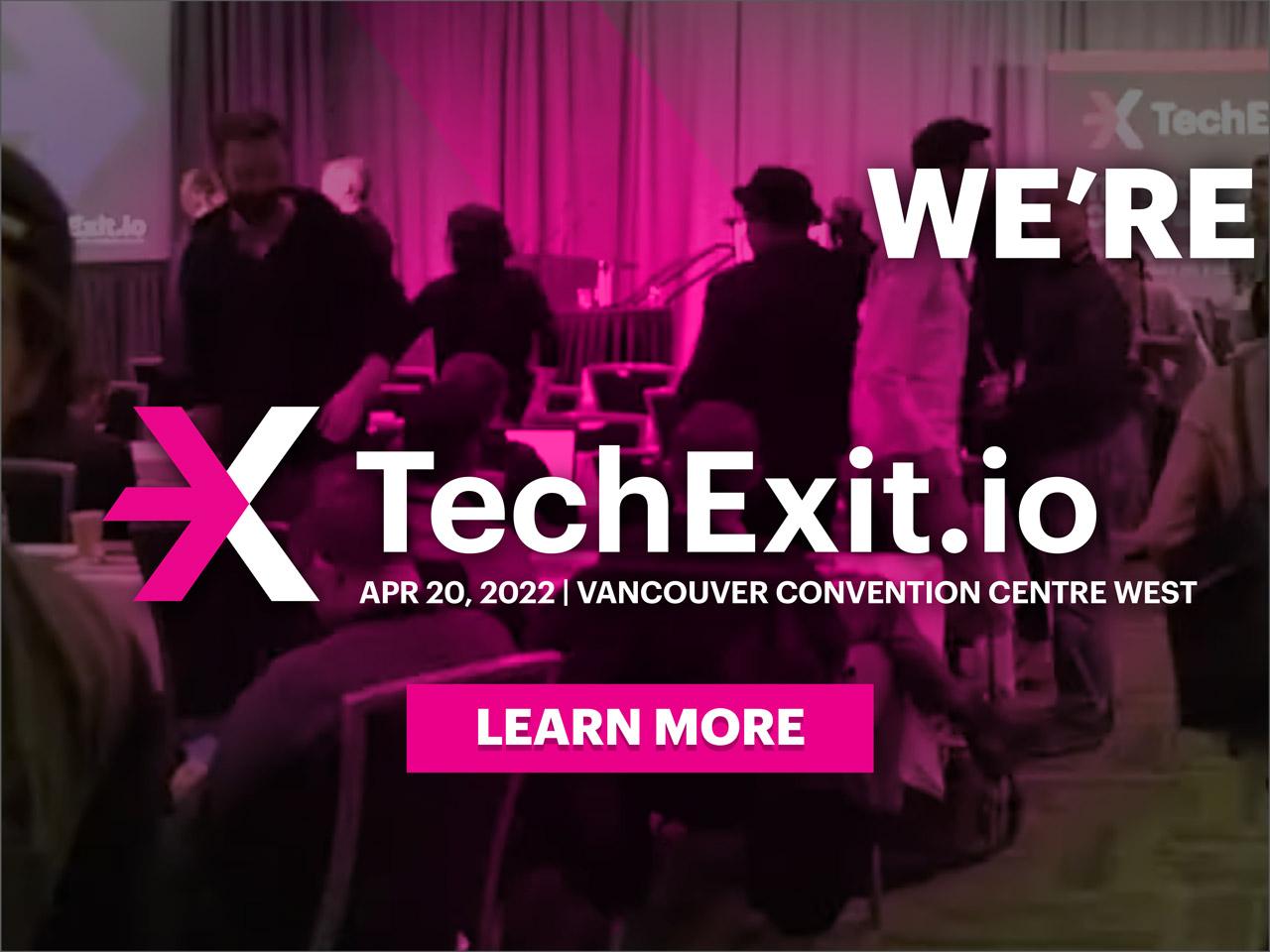TechExit Vancouver